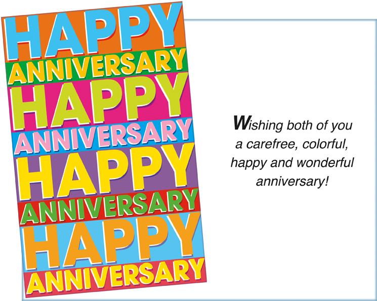 Happy Happy Anniversary