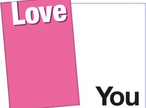 Love You Card - Greeting Cards Sent for You