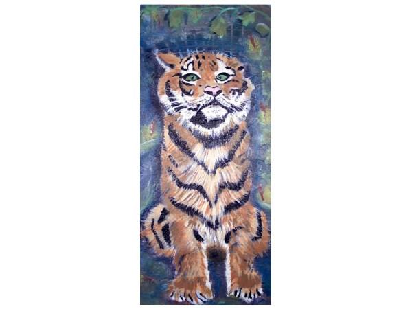 Sumatran Tiger 2019
