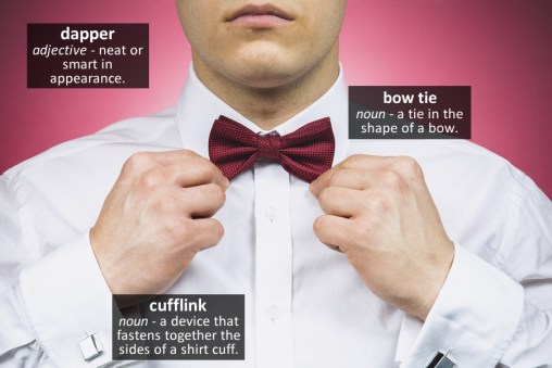dapper vocabulary