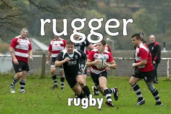 Slang - Rugger