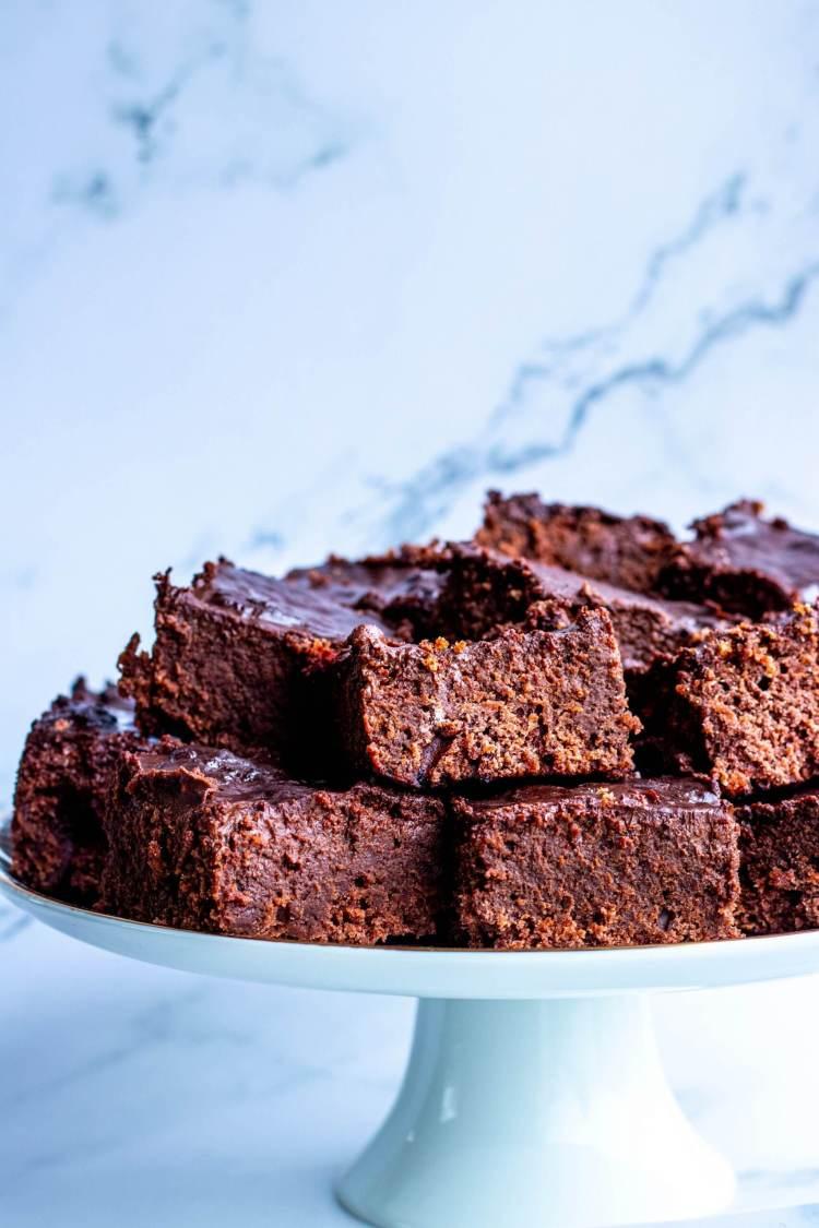Recept voor Griekse chocolade cake