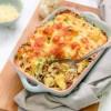 Recept voor bloemkool ovenschotel met gehakt