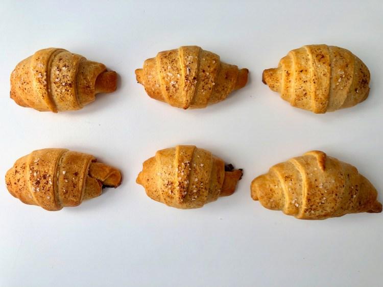 Baked Brie Croissants 3