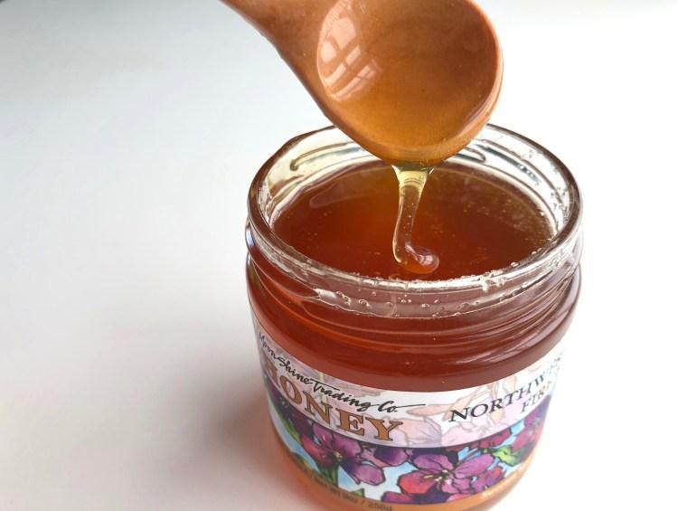 Fireweed Honey 2
