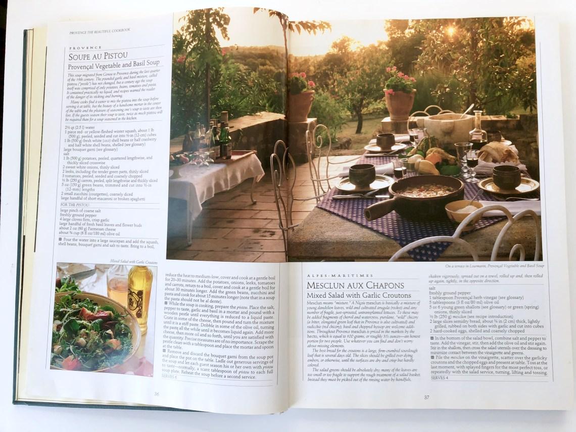 Provence Cookbook