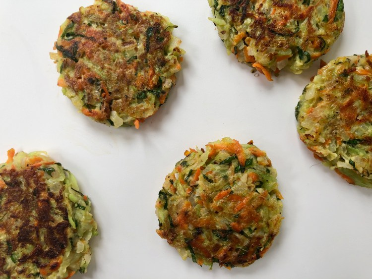 Cucuzza Fritters