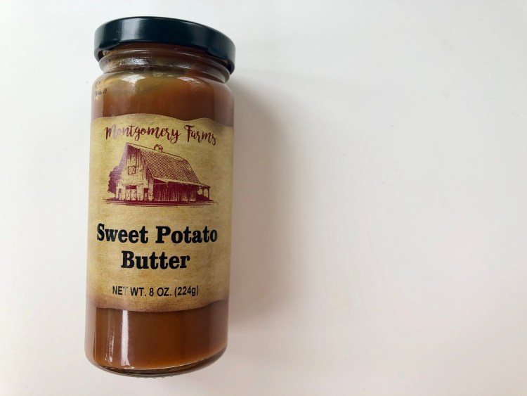 Sweet Potato Butter 2