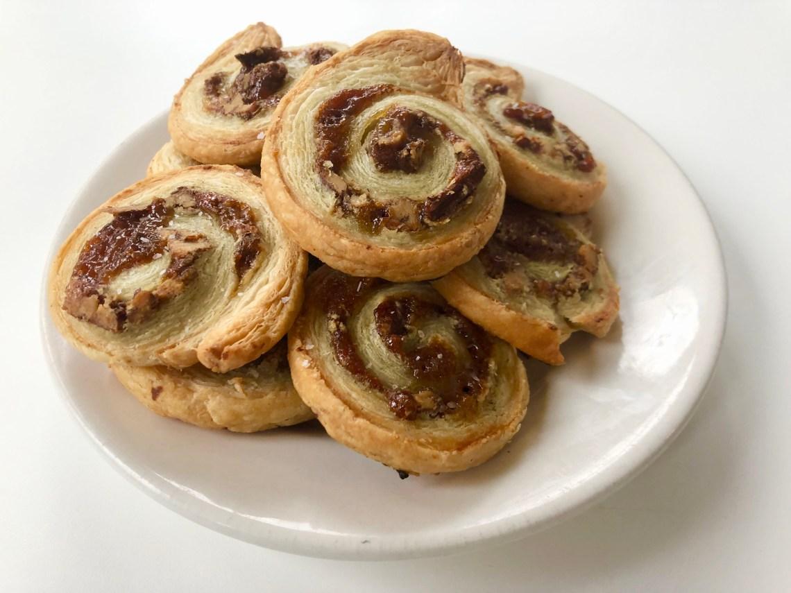 Sweet Potato Butter Pinwheels 5