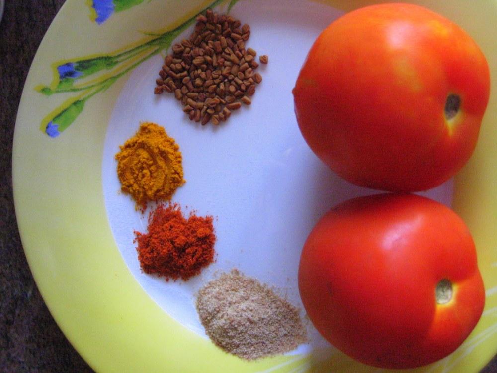 Culinary Series - Simple and delicious Baingan Bhaji (1/2)