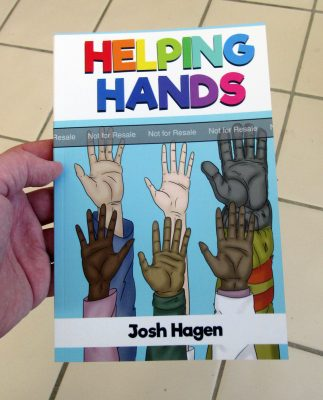 Helping Hands paperback available now!