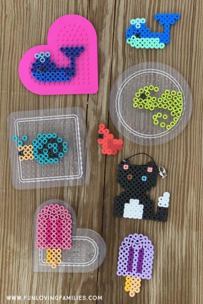 small perler bead patterns easy for kids