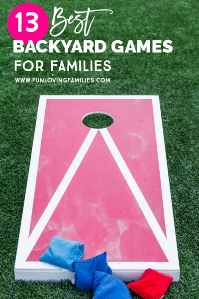 best yard games for families