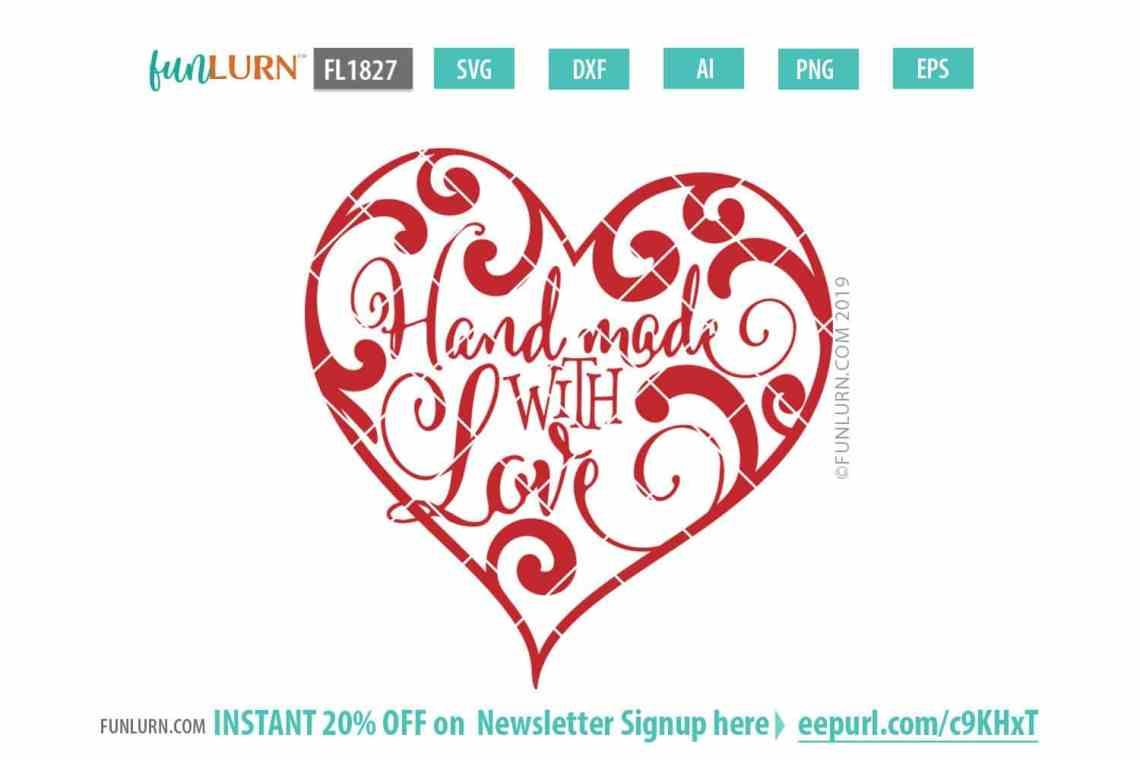 Download Handmade with Love - FunLurn