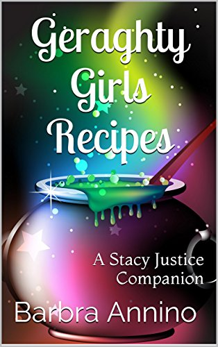 Geraghty Girls Recipes – From the Witch's Kitchen