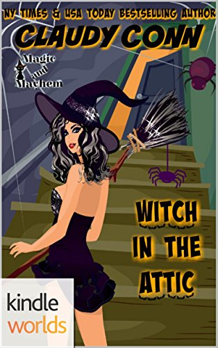 Magic and Mayhem: Witch in the Attic
