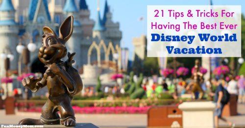 Disney World Vacation facebook
