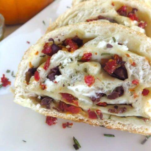 Mediterranean Olive Loaf