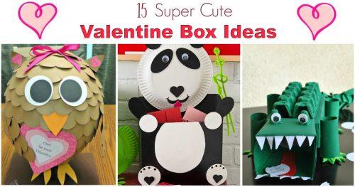 Valentine Boxes Facebook new