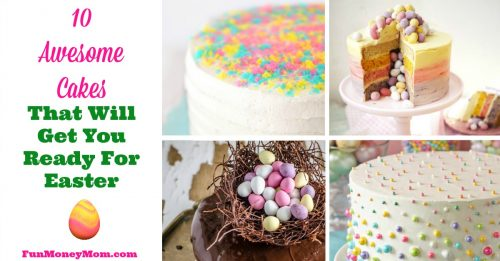 Easter cakes FB