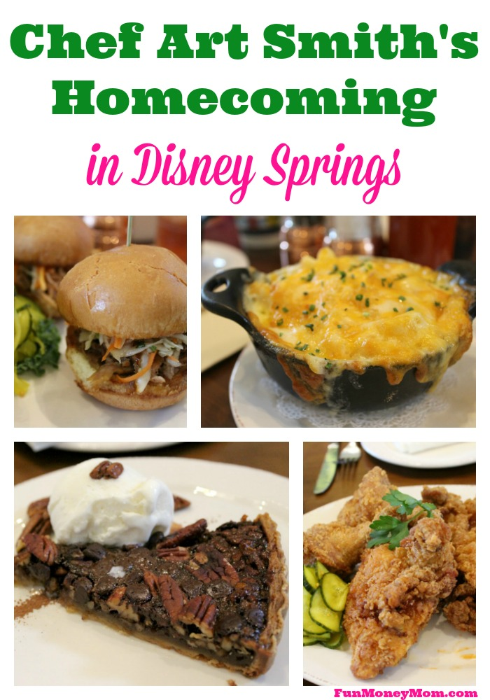 If you like good ol' fashioned southern food, you have to check out Chef Art Smith's Homecoming restaurant in Disney Springs! This southern girl enjoyed every bite! #showyourshine