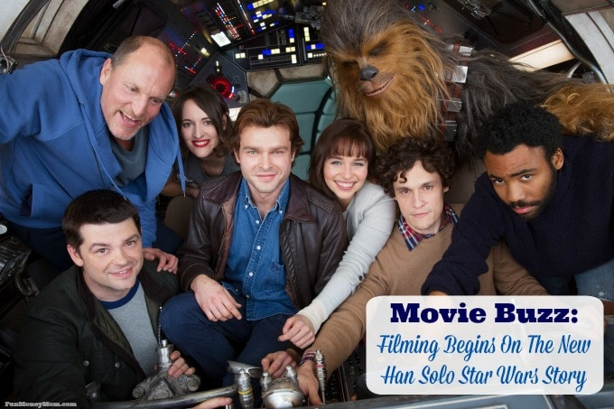 Han Solo Star Wars Story Feature