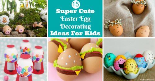 Easter egg decorating ideas facebook