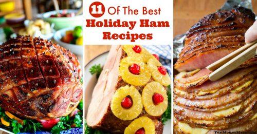 Holiday ham facebook