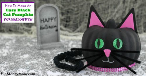 black cat pumpkin facebook