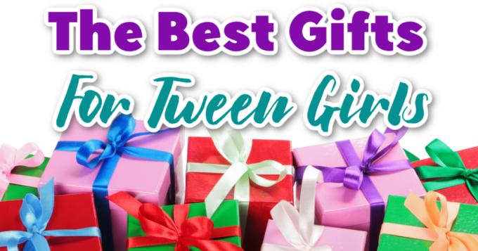 Gifts for tween girls facebook