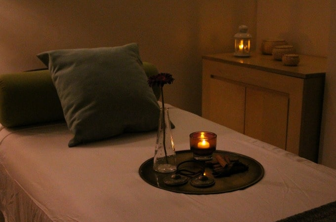 The Thermal Energy Massage is highly recommended