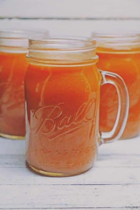 Pumpkin Juice