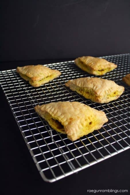 Harry Potter Elves Curry Puffs