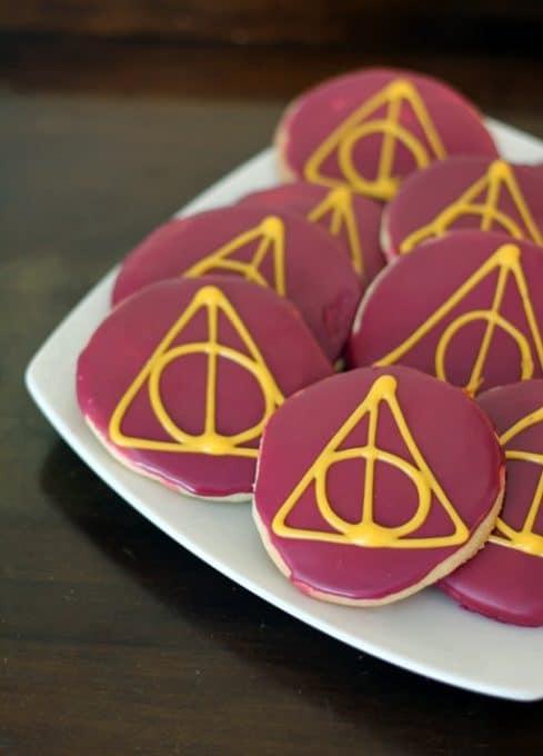 Harry Potter cookie recipe