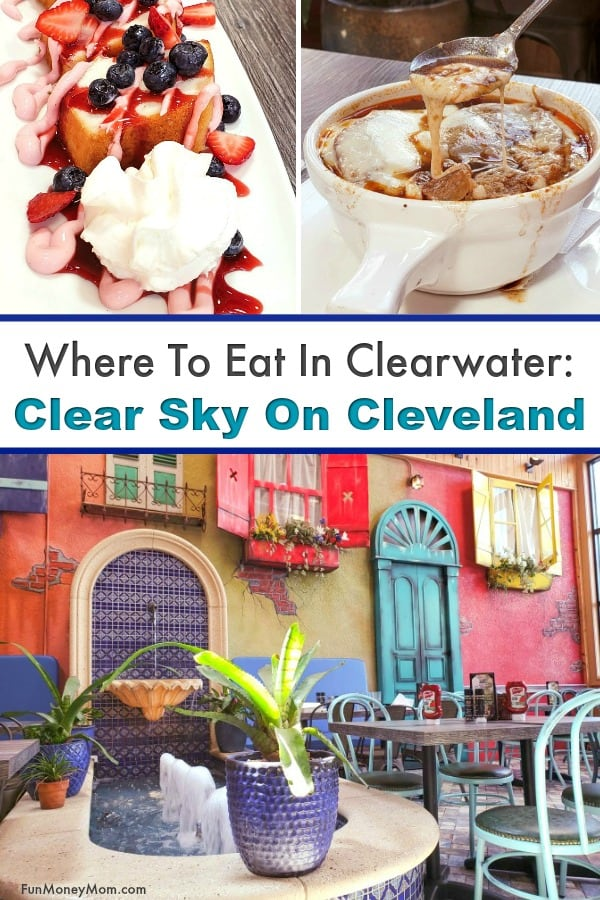 Where To Eat In Clearwater - Clear Sky On Cleveland is a fantastic new restaurant in Clearwater, Florida! Check out my restaurant review to find out why it can't be missed. #hosted #ClearSkyOnCleveland #shareyourinfluence #Clearwater