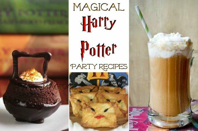 Harry Potter recipes