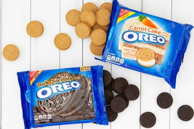 New OREO Flavors
