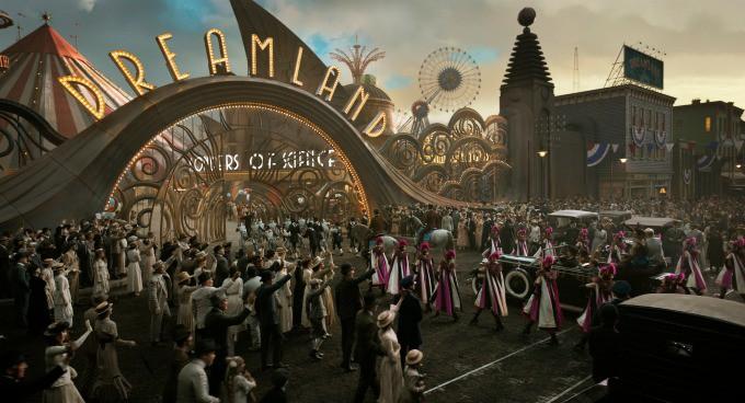 Dreamland from Dumbo