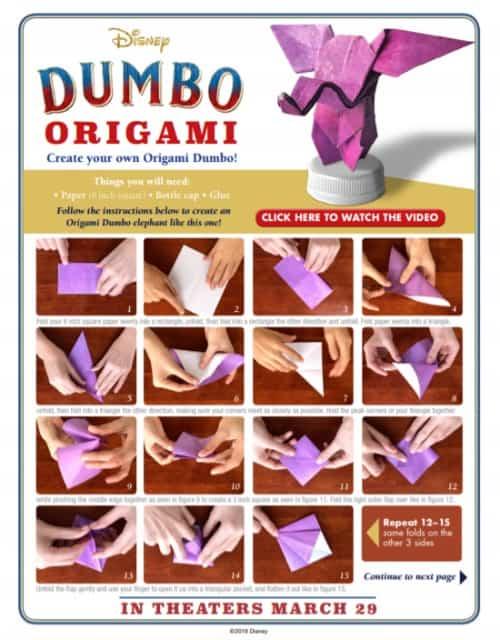 Dumbo Maze a