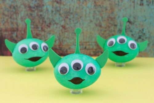 Toy Story Alien Easter eggs finished