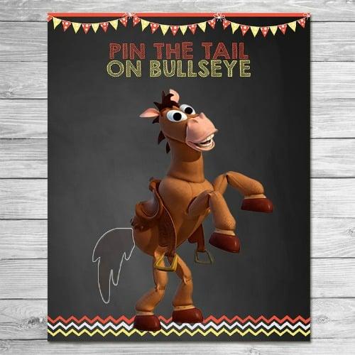 Toy Story Bullseye