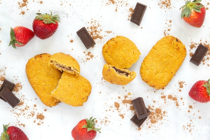 belVita soft filled biscuits are great for on the go