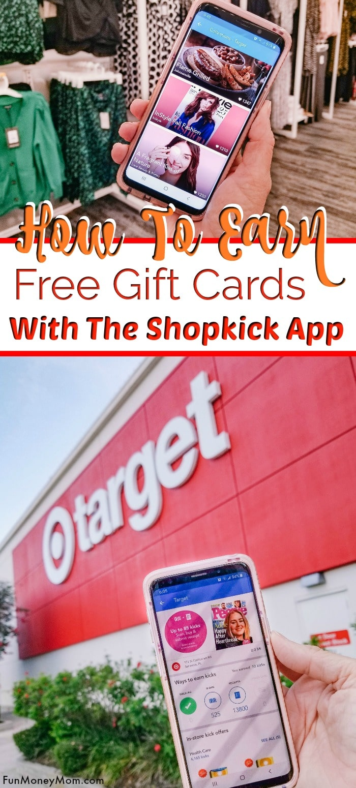 How to earn money back while shopping