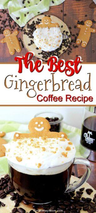 Gingerbread coffee pin 2
