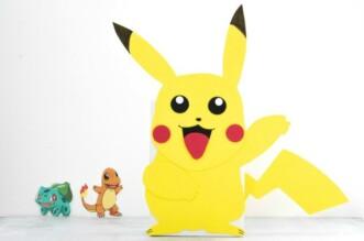 Pikachu Valentines Box