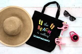 Beach Bag Feature