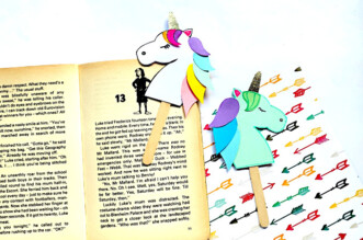 Unicorn Bookmark feature