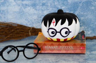 Harry Potter Pumpkin feature