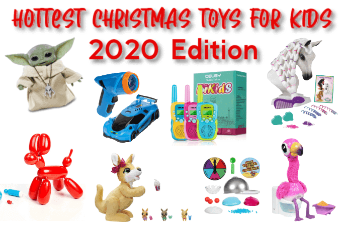 Hottest Christmas Toys 2020 feature