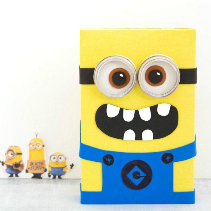 Minion Valentine Box
